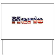 American Marie Yard Sign