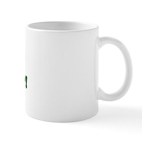 child support Mug