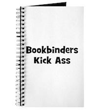 Bookbinders Kick Ass Journal