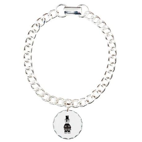 Halloween Charm Bracelet, One Charm