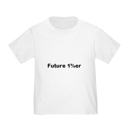 Future 1%er Toddler Tshirt