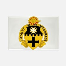 DUI - Troop E, 5th Cavalry Rectangle Magnet