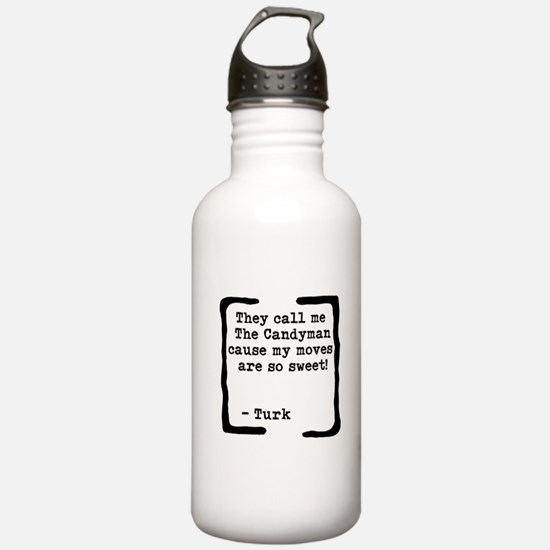 The Candyman Sports Water Bottle