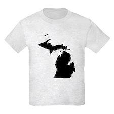 """Made in Michigan"" T-Shirt"
