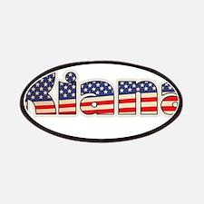 American Kiana Patches