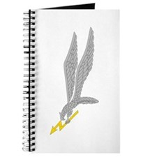 GROM Eagle - Silver - Gold Journal