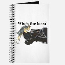 NB/Yorki Who's The Boss? Journal