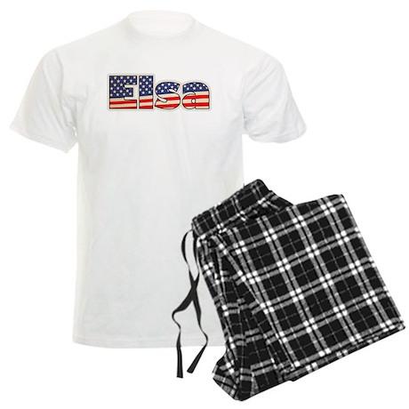 American Elsa Men's Light Pajamas