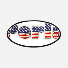 American Perla Patches