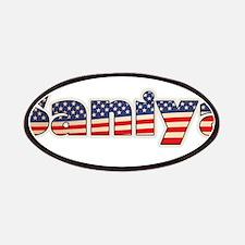 American Saniya Patches