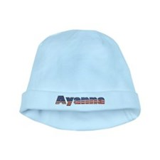 American Ayanna baby hat