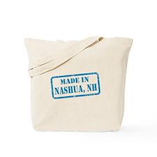 MADE IN NASHUA Tote Bag
