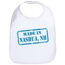 MADE IN NASHUA Bib