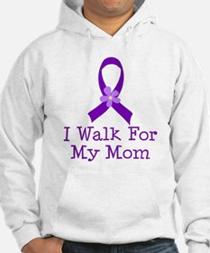 Alzheimer's Walk For Mom Hoodie