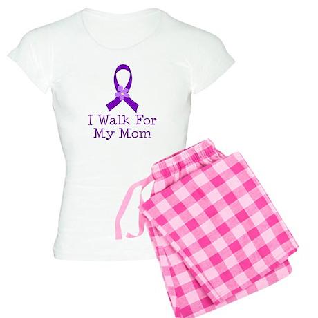 Alzheimer's Walk For Mom Women's Light Pajamas