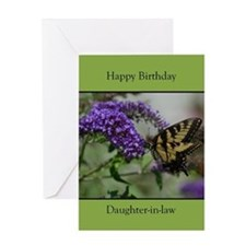 Daughter-in-law Butterfly Birthday