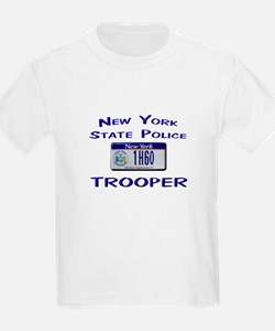 New York State Police T-Shirt