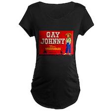 Vintage Gay Johnny Ad T-Shirt