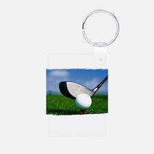 Unique Golf Keychains