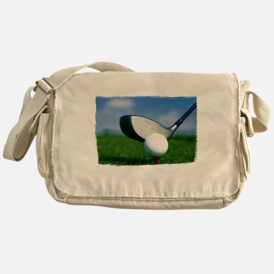 Unique Golf Messenger Bag