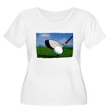 Unique Golf T-Shirt