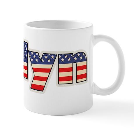 American Jadyn Mug