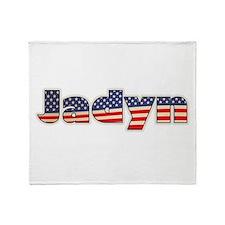 American Jadyn Throw Blanket