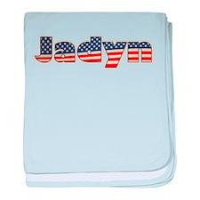 American Jadyn baby blanket
