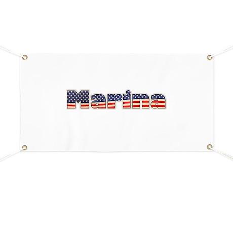 American Marina Banner