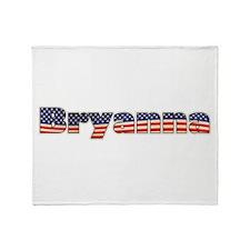 American Bryanna Throw Blanket