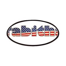 American Tabitha Patches