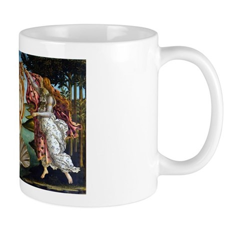Botticelli Birth of Venus Mug