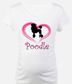 Heart My Poodle Shirt