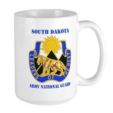 DUI-SOUTH DAKOTA ANG WITH TEXT Mug