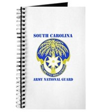 DUI-SOUTH CAROLINA ANG WITH TEXT Journal