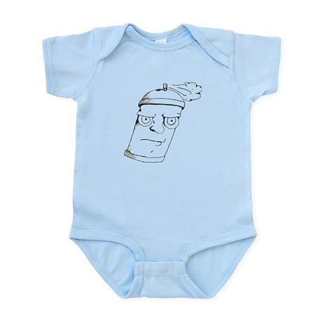Spray Man Infant Bodysuit