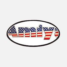 American Amiya Patches