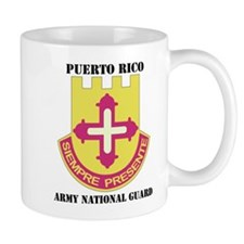 DUI-PUERTO RICO ANG WITH TEXT Mug