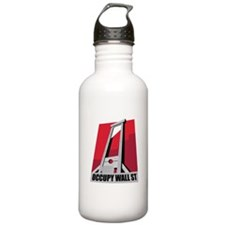 Occupy Wall St Water Bottle