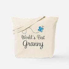 Granny (World's Best) Tote Bag