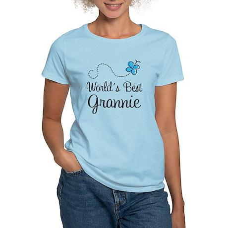 Grannie (World's Best) Women's Light T-Shirt