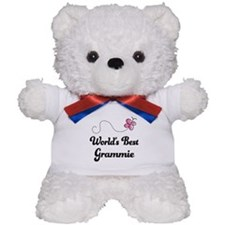 World's Best Grammie Teddy Bear