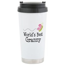 World's Best Granny Travel Mug