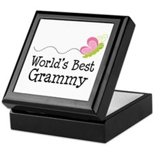 World's Best Grammy Keepsake Box