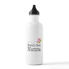 World's Best Nonna Water Bottle