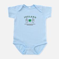 Ireland Rugby League Infant Bodysuit