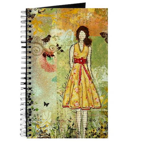 A Little Birdie Told Me Journal