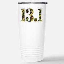 Camouflage Half Marathon Travel Mug