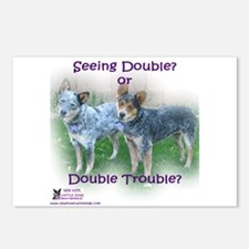 Double Trouble ACDs Postcards (Package of 8)