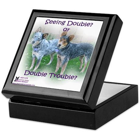 Double Trouble ACDs Keepsake Box